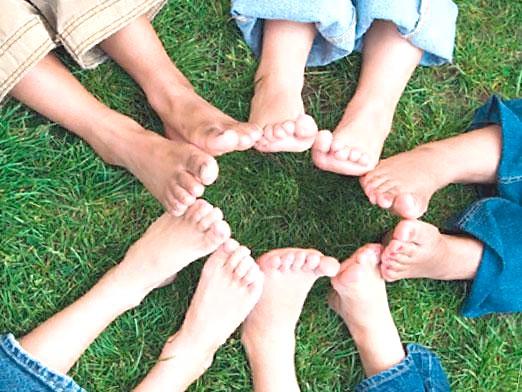 Фото - Як дізнатися розмір ноги?