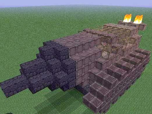 Фото - Як в minecraft зробити бур?