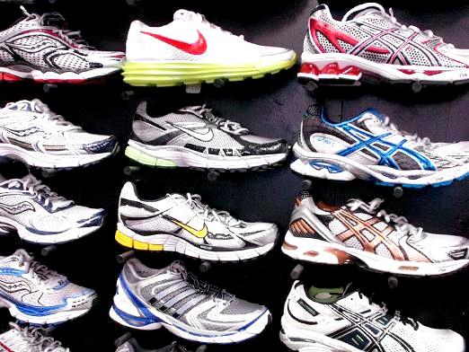 Фото - Як вибрати кросівки?