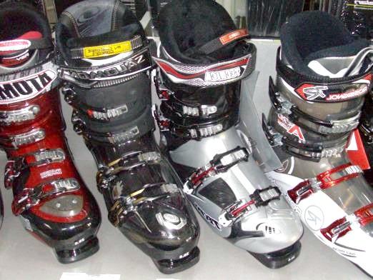 Фото - Як вибрати лижні черевики?