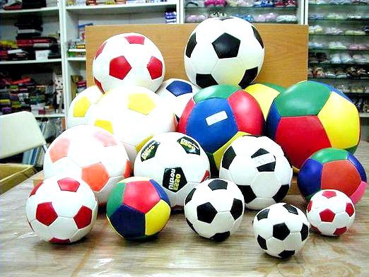 Фото - Як вибрати м'яч?