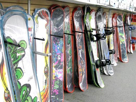 Фото - Як вибрати сноуборд?