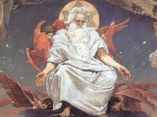 Фото - Як виглядає Бог?