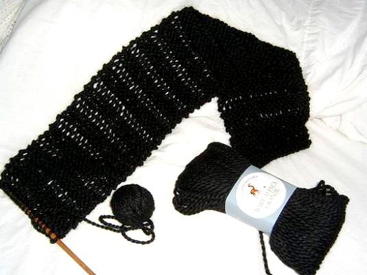 Фото - Як закінчити шарф?