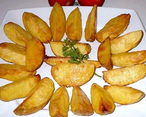 Фото - Запечена картопля