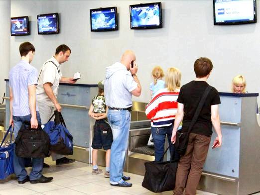 Фото - Як зареєструватися на рейс?
