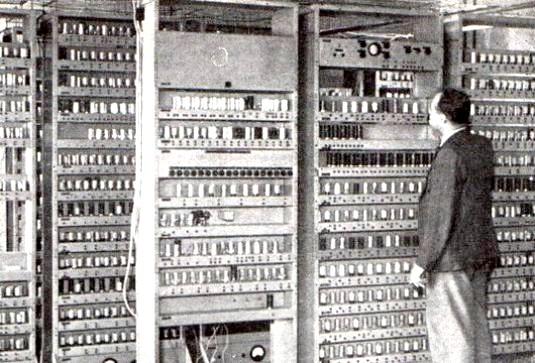 Фото - Які були перші комп'ютери?