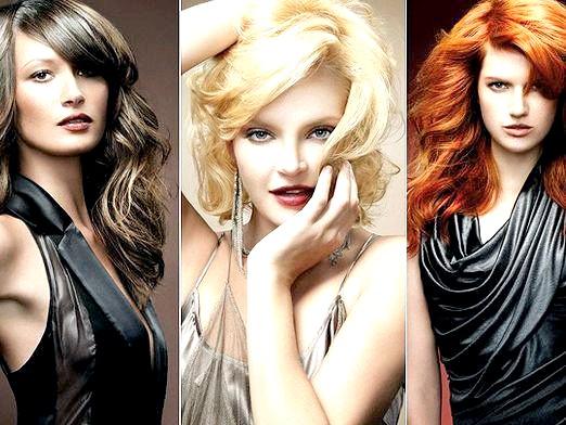 Фото - Які бувають кольору волосся?