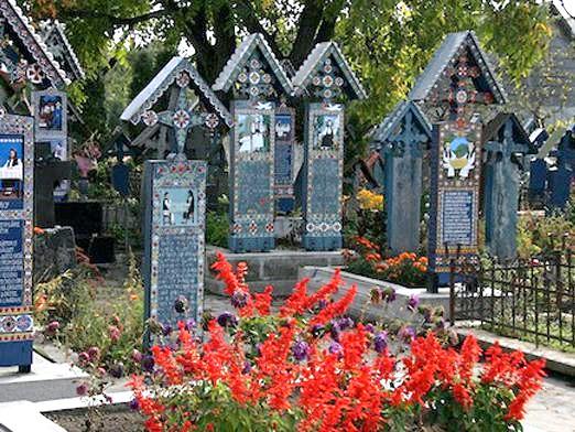 Фото - Які квіти на цвинтарі?