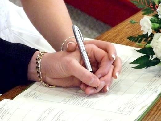 Фото - Які документи для реєстрації шлюбу?