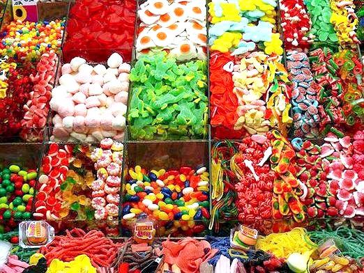 Фото - Які є солодощі?