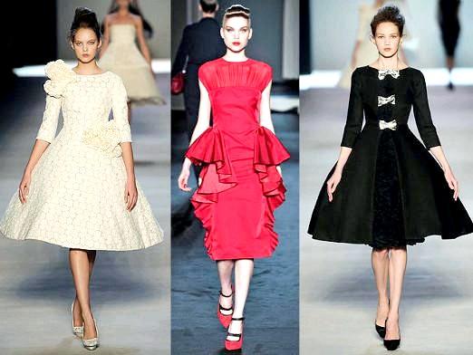 Фото - Які модні сукні?