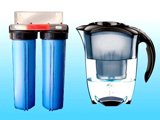 Фото - Який фільтр для води краще?