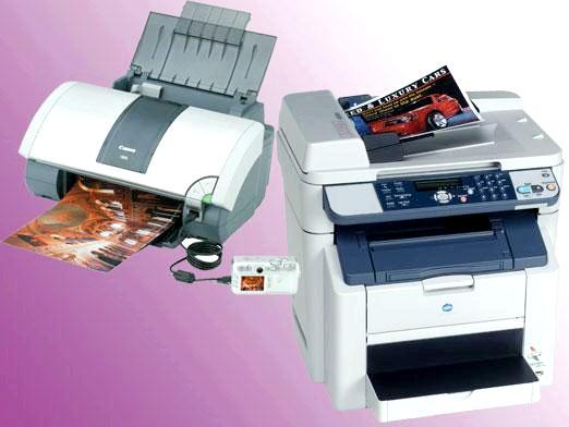 Фото - Який принтер краще струменевий або лазерний?