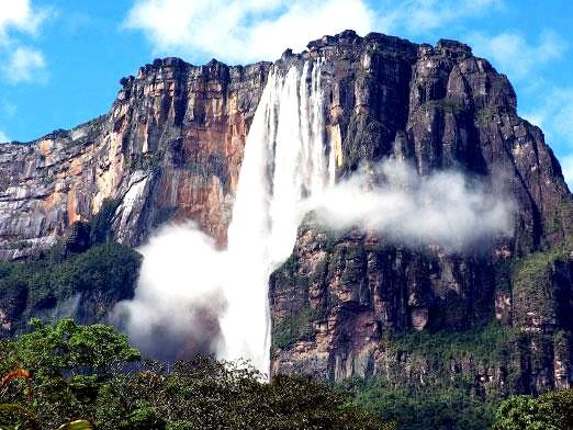 Фото - Який водоспад найвищий?