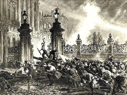 Фото - Коли була революція в Росії?