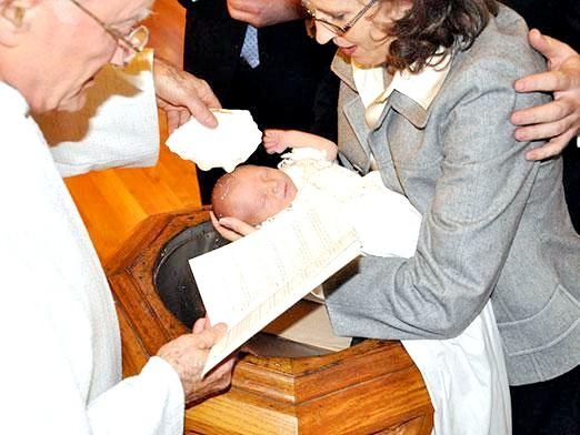Фото - Коли хрестити?