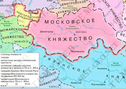 Фото - Коли з'явилася Росія?