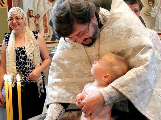 Фото - Хто може бути хрещеним?