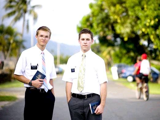 Фото - Хто такі мормони?