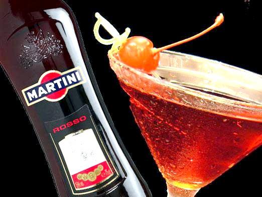 Фото - Мартіні россо з чим пити?