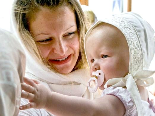 Фото - Чи можна хрестити першу дівчинку?