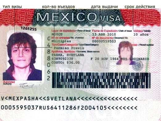 Фото - Чи потрібна в Мексику віза?
