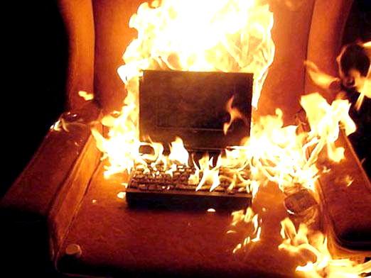 Фото - Чому гріється ноутбук?