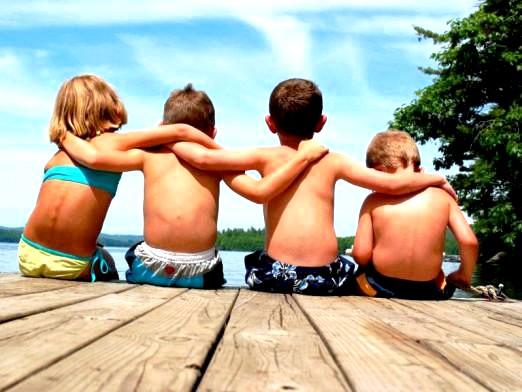 Фото - Чому люди дружать?