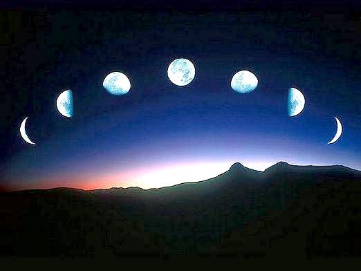 Фото - Чому Місяць різна?
