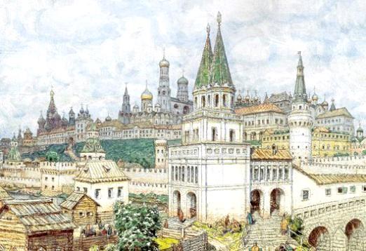 Фото - Чому Москва білокам'яна?