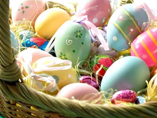 Фото - Чому на паску фарбують яйця?