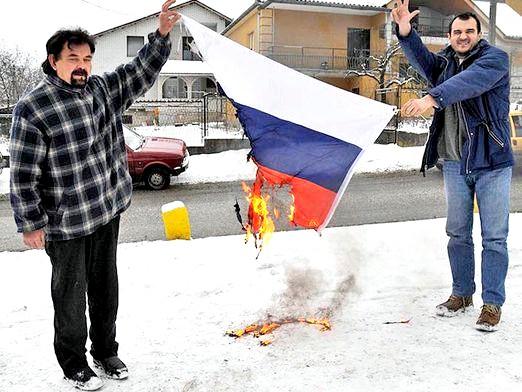 Фото - Чому не люблять росію?