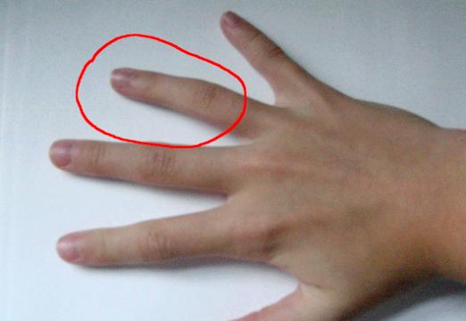 Фото - Чому палець безіменний?