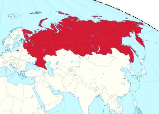Фото - Чому Росія велика?