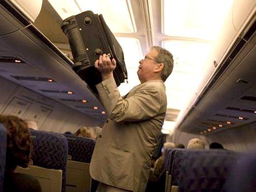 Фото - Правила провезення багажу в літаку