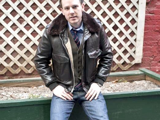 Фото - З чим носити шкіряну куртку?