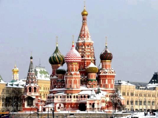 Фото - Скільки населення в Москві?