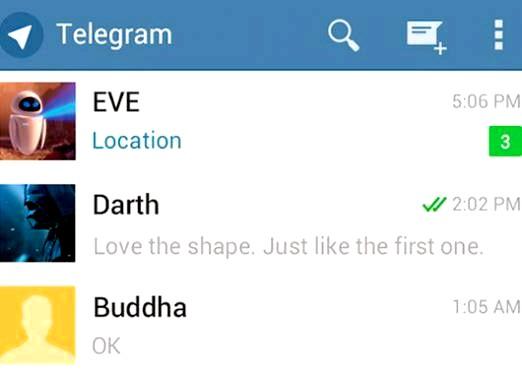 Фото - Telegram: що це?