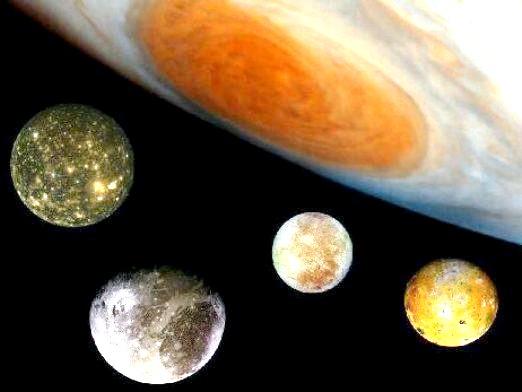 Фото - У якої планети більше супутників?