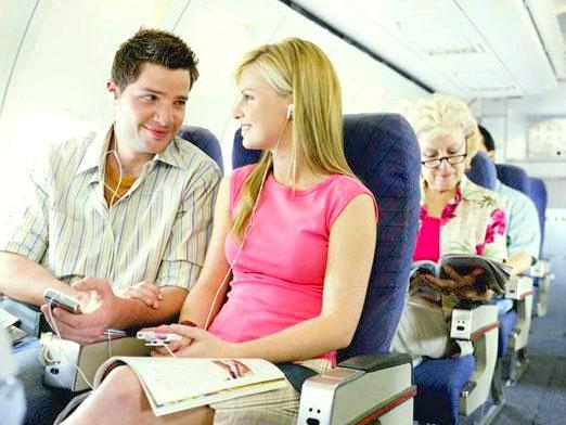 Фото - У чому летіти в літаку?