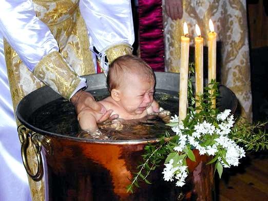 Фото - В який день хрестити дитину?