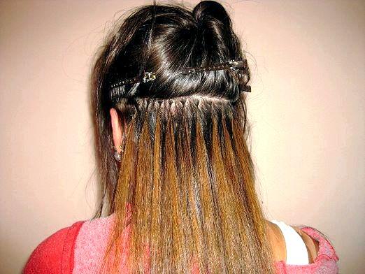 Фото - Чи шкідливо нарощування волосся?