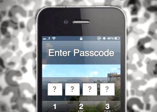 Фото - Забув пароль телефону. Що робити?