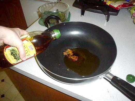 Фото - Смажать чи на оливковій олії?
