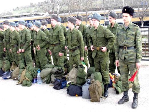 Фото - Що брати в армію?