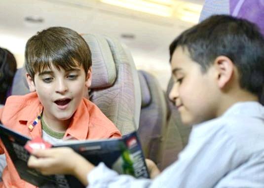 Фото - Що робити в літаку?