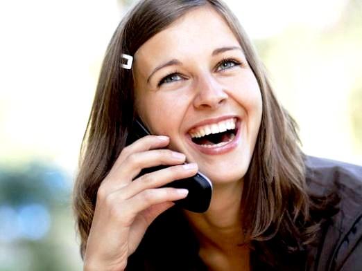 Фото - Що говорити дівчині по телефону?