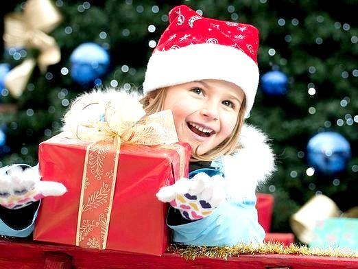 Фото - Що подарувати на новий рік дитині?