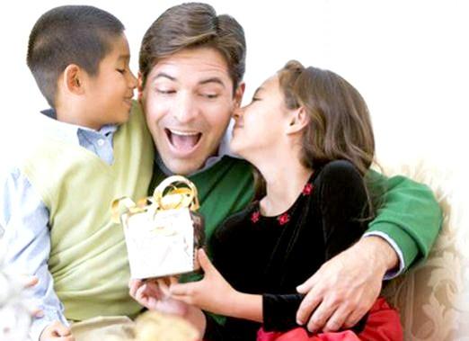 Фото - Що подарувати татові на ювілей?